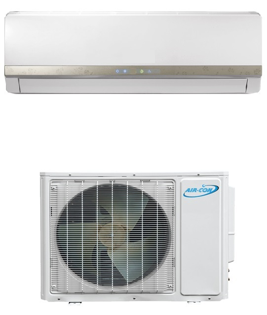 Aircon 24 000 btu 15 seer 220v mini split heat pump ac for 1800 btu window air conditioner