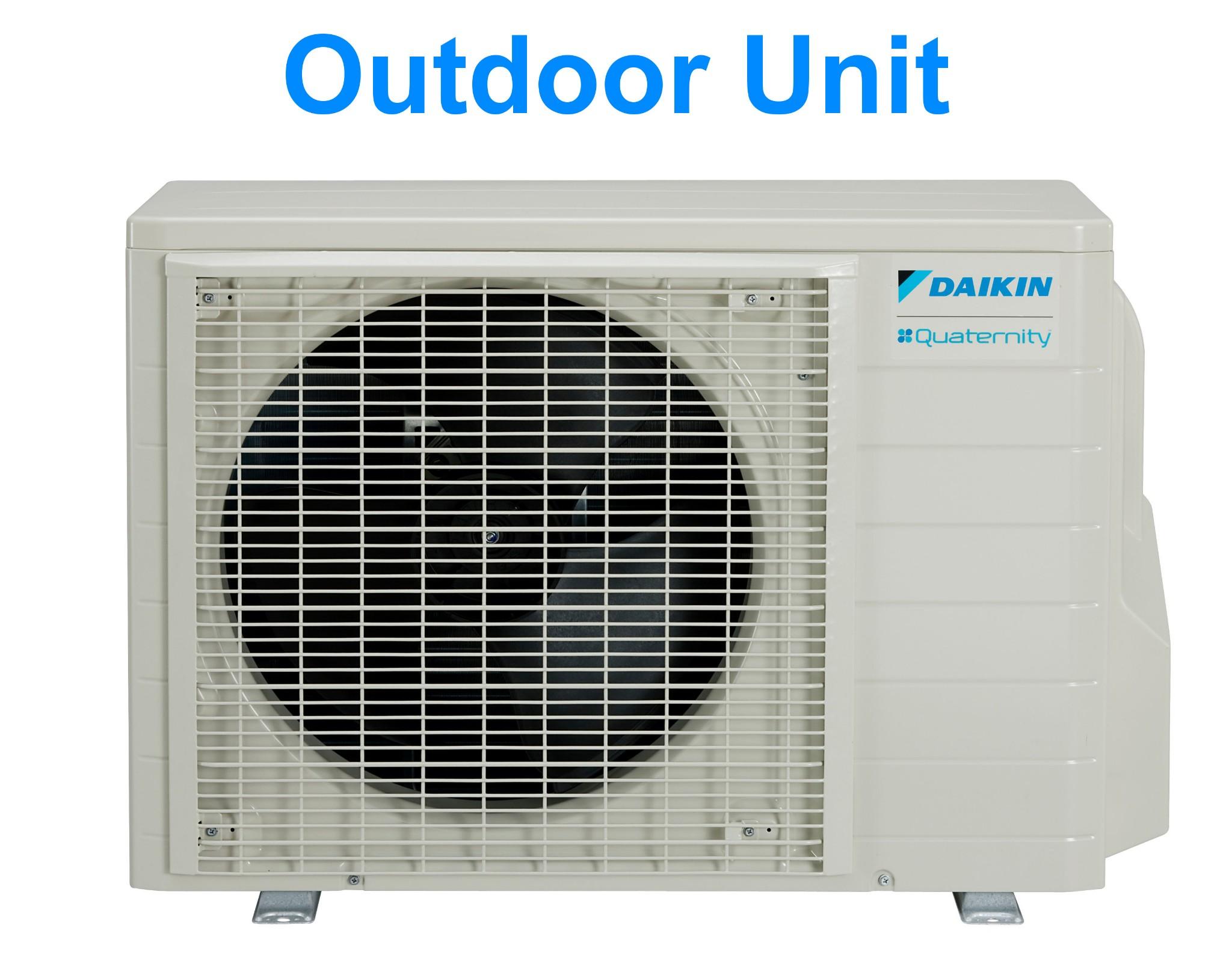 Daikin 9000 btu heat pump mini split air conditioner for 18000 btu heat pump window unit