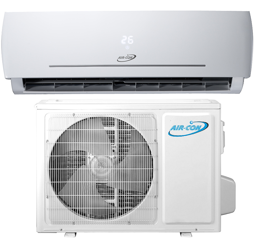 Aircon 12000 Btu 21 Seer 220v Mini Split Heat Pump Air