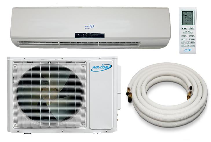 aircon 36000 btu 18 seer mini split heat pump air conditioner. Black Bedroom Furniture Sets. Home Design Ideas