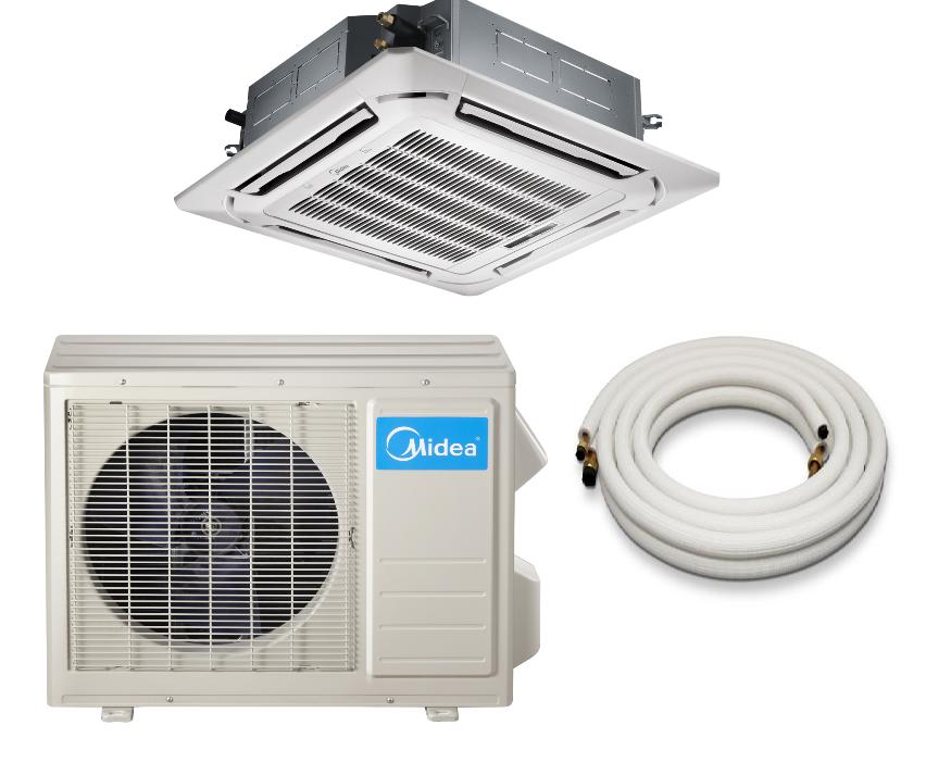 Portable air conditioner hvac ductless split mini air for 18000 btu heat pump window unit