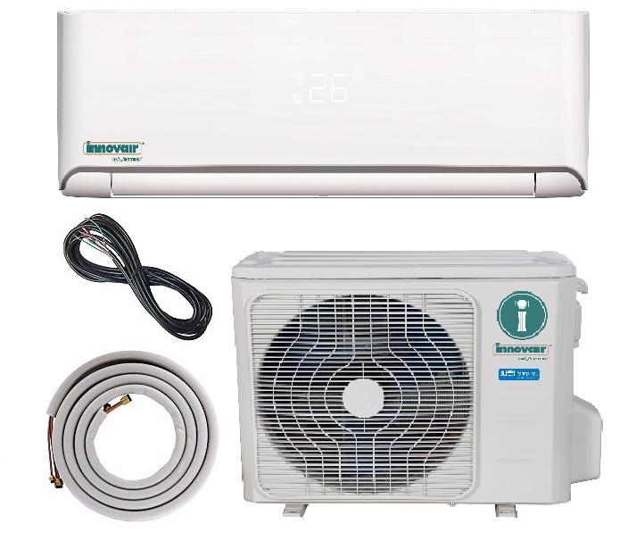 Innovair 24000 Btu 17 6 Seer 220v Mini Split Heat Pump Air