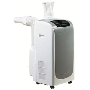 12000 Btu Portable Air Conditioner With Heat 110v Dual Hose