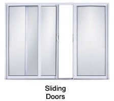 Genial Sliding Glass Door