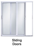 Sliding glass door impact hurricane windows cape coral for Sliding glass doors 108 x 80