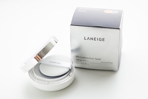 Laneige Bb Cushion Anti Aging Spf50 Pa 21 Natural Beige