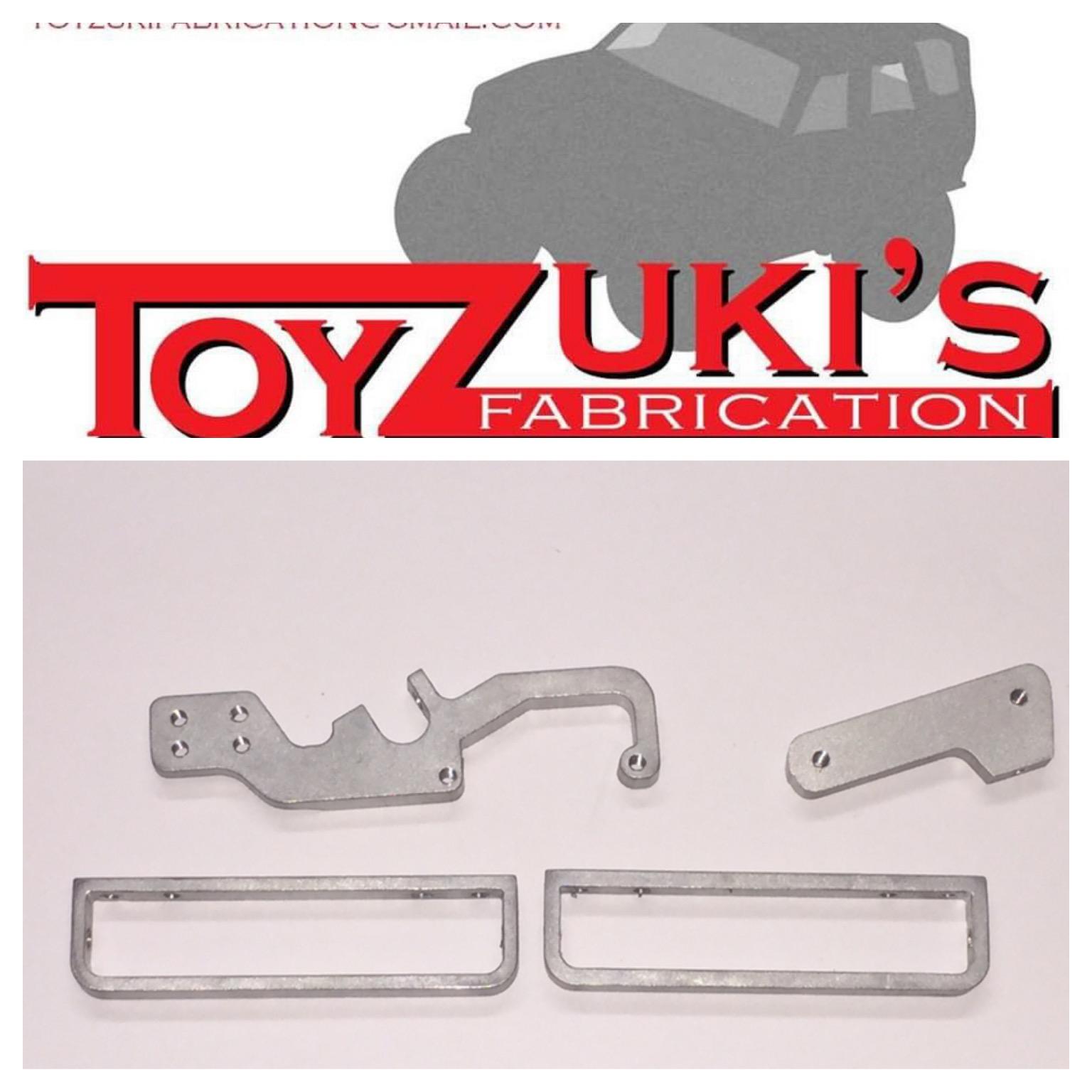 Toyzuki Aluminum cms kit