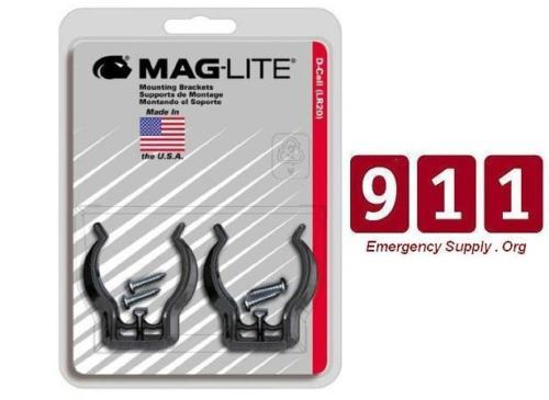 Maglight Lite Mag D Cell Flashlight Wall Mounting Bracket
