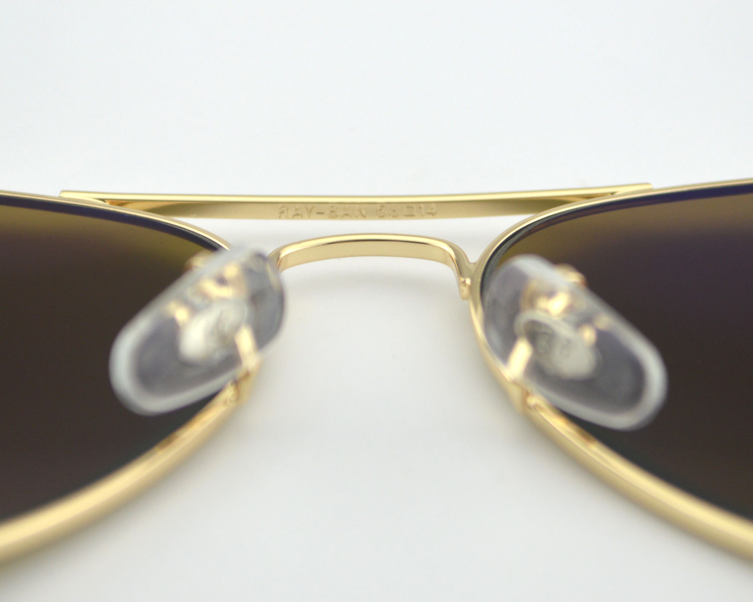 09f890a4d25 Ray Ban RB3025 Aviator Classic 001 57 Gold Polarized Brown Classic Glass  Lens Unisex Sunglasses 58mm