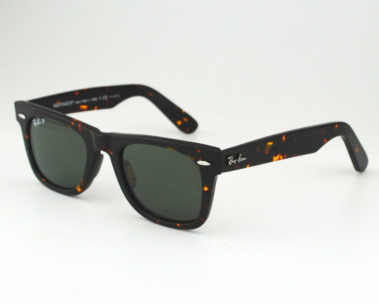 341cd57f87 Ray Ban Sunglasses Wayfarer Color Frame Rare Print. Ray Ban RB 2140 Original  ...