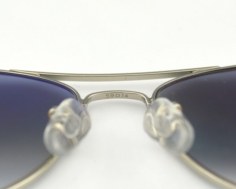 20471f21a4 Ray Ban RB 3362 Cockpit 003 32 Light Grey Gradient Glass Lens Unisex  Sunglasses 59mm