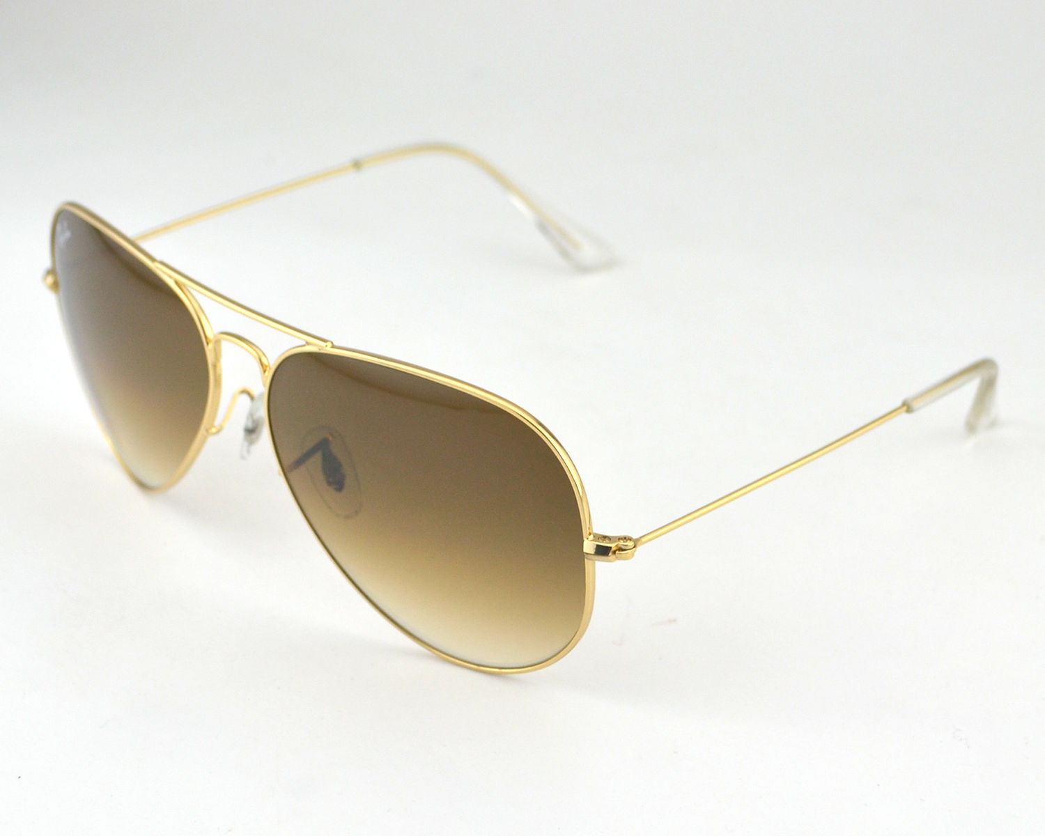 f892de57ab Ray Ban RB3026 Aviator Large Metal Ⅱ 001 51 Linght Brown Gradient Lens  Sunglasses 62mm