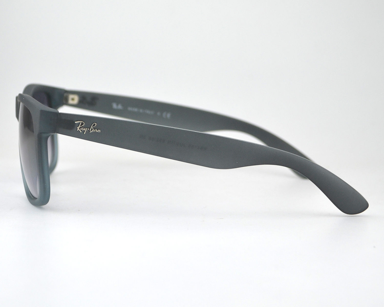 switzerland ray ban justin grey frame 469e0 40b70