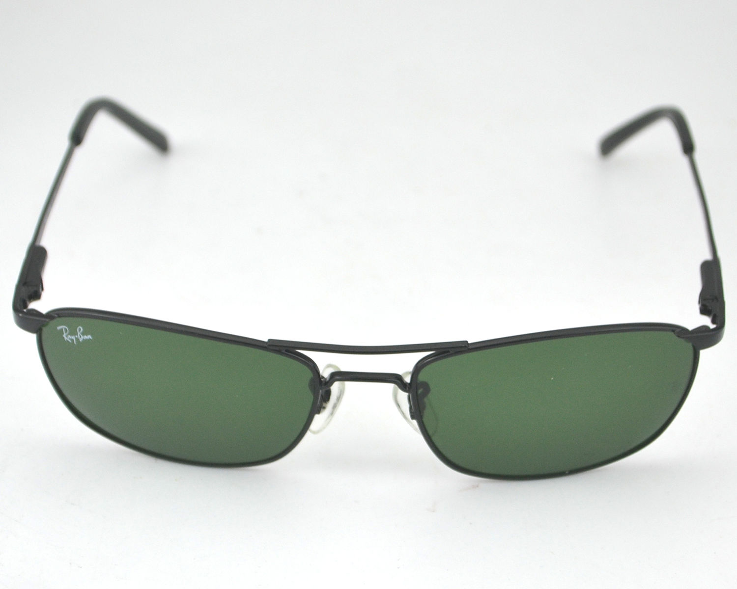 e51475b96e Ray-Ban RB3132 006 Black Frame Green Lens Male Sunglasses 56mm