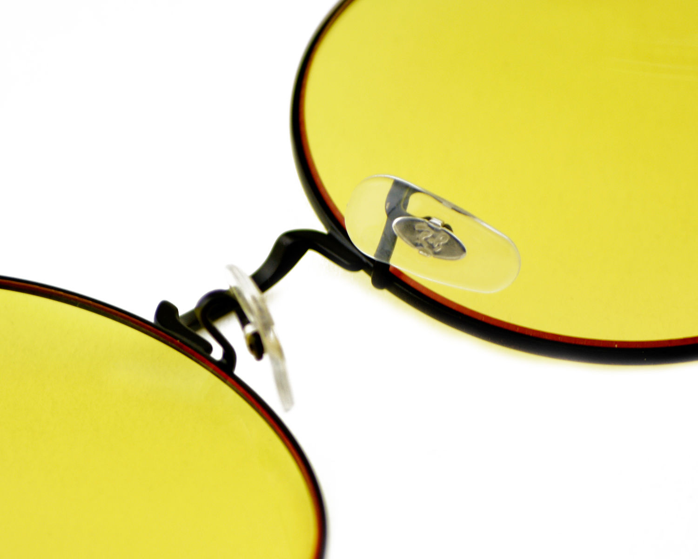 b0f17090107e Ray-Ban RB3592 JA-JO 9035 C9 Bronze-Copper Frame Yellow Classic Lenses  Unisex Sunglasses 55mm