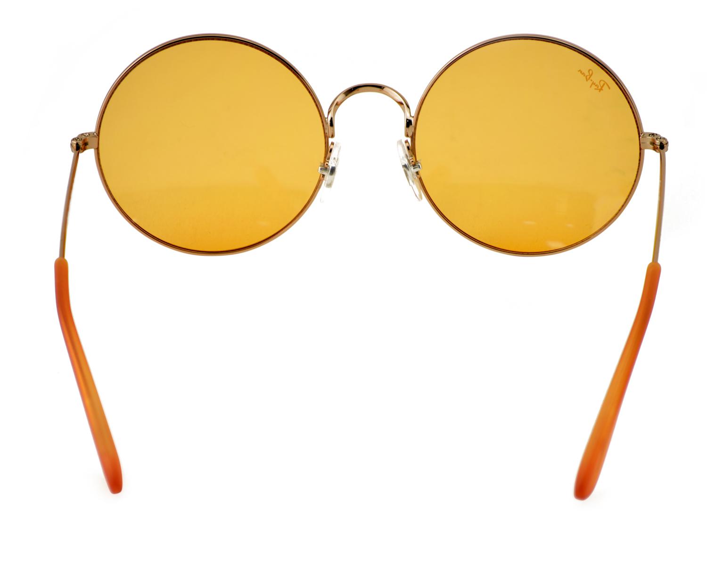 7fc5a5b6cba8 Ray-Ban RB3592 JA-JO 9035 C6 Bronze-Copper Frame Orange Classic Lenses  Unisex Sunglasses 55mm