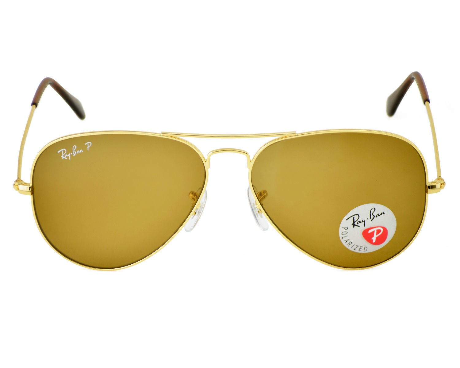 580d410cd2f43a ... sunglasses 0fc84 ba17d  cheap ray ban rb3025 aviator classic 001 57  gold frame polarized brown classic b 15 lenses
