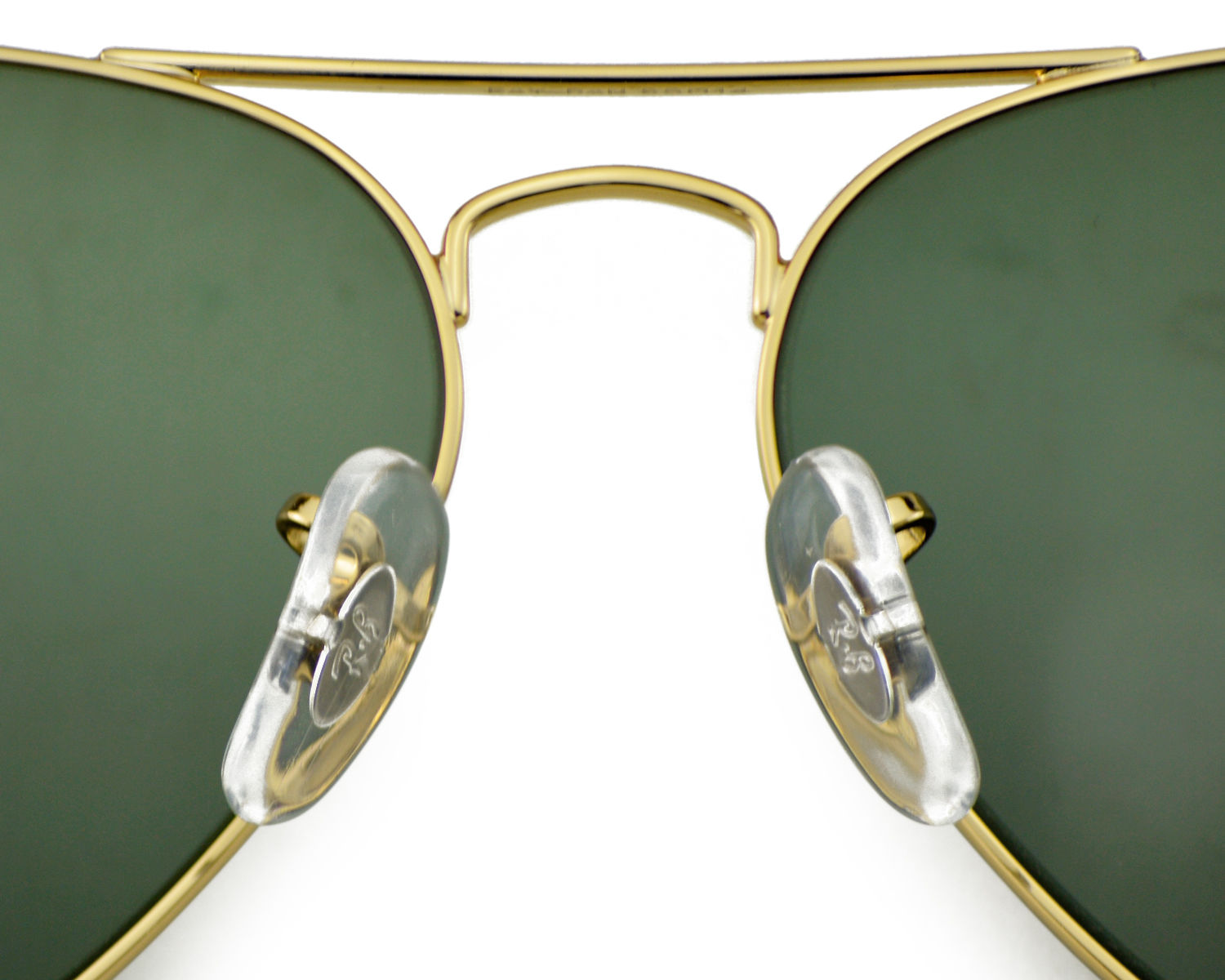 e47dc7bc39a1a Ray-Ban RB3025 Aviator Classic L0205 Gold Frame Green Classic G-15 Lenses  Unisex Sunglasses 58mm