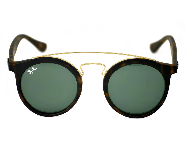 d0f4410852 ... sunglasses e1c31 05816 netherlands ray ban rb4256 f gatsby i 710 71  tortoise gold tortoise frame green classic lenses ...