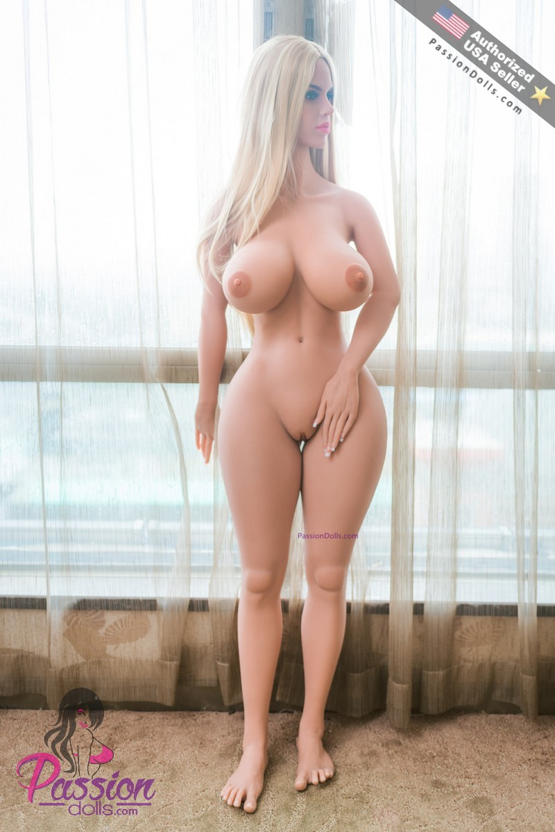 Blanche - Type A - 152Cm Plump Bubble Butt Doll Mannequin-6944