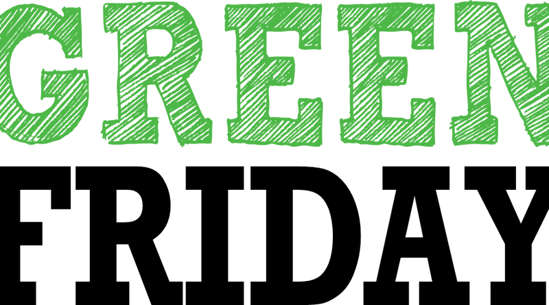 Supportez le Green Friday