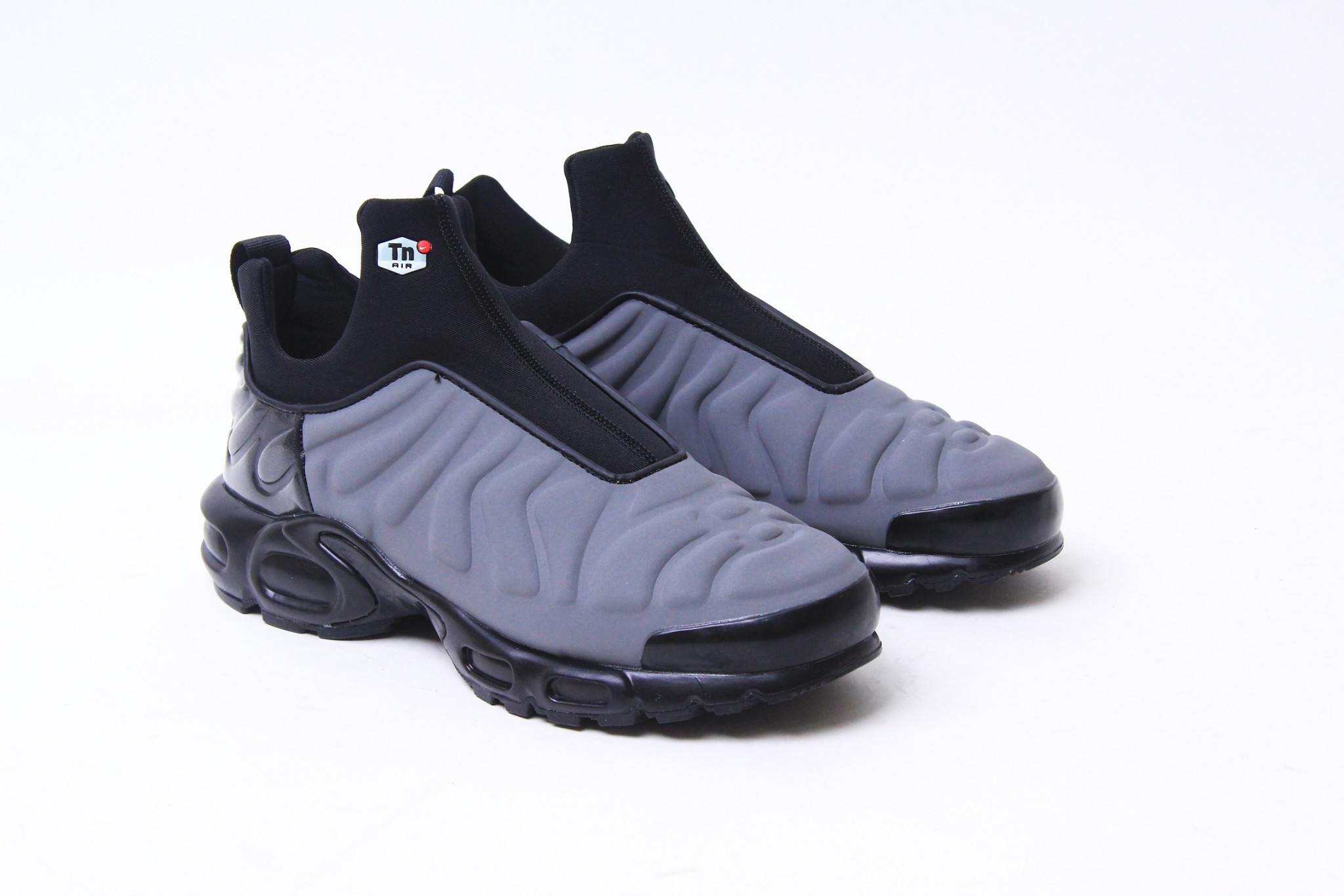 buy online 8343e bf20a Nike Air Max Plus Slip SP Grey