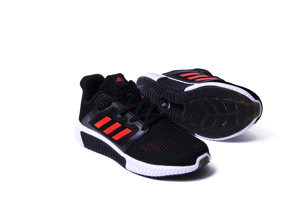 competitive price 5dd84 2817d adidas clima Cool - Black Red