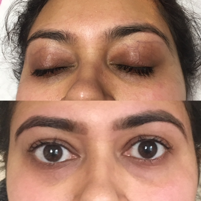 Henna Mina Brows