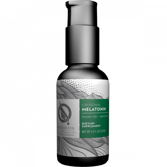 Melatonin Liposomal By Quicksilver Scientific