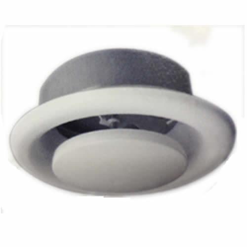 Inline Fan Diffuser ~ Mm metal exhaust round diffuser ventilation grill copy
