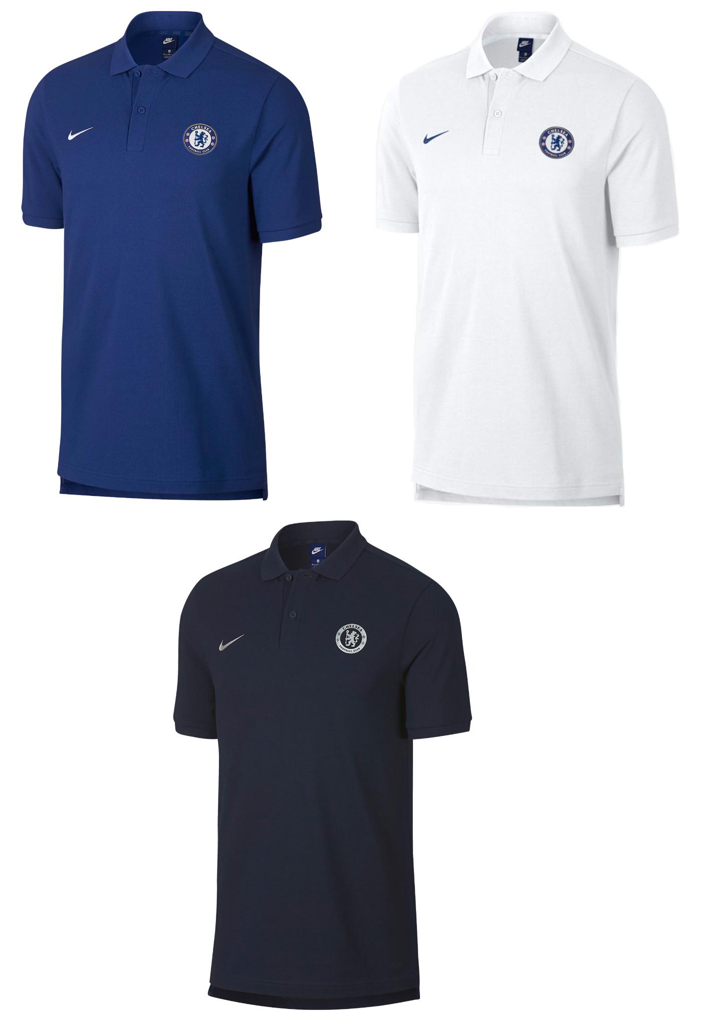 514cdd4a3948 Polo Μπλουζάκια Nike CFC