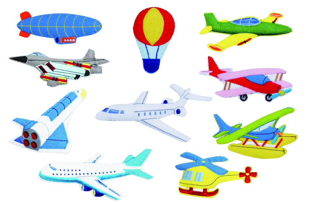 Loop And Hook >> Air Transport Motifs