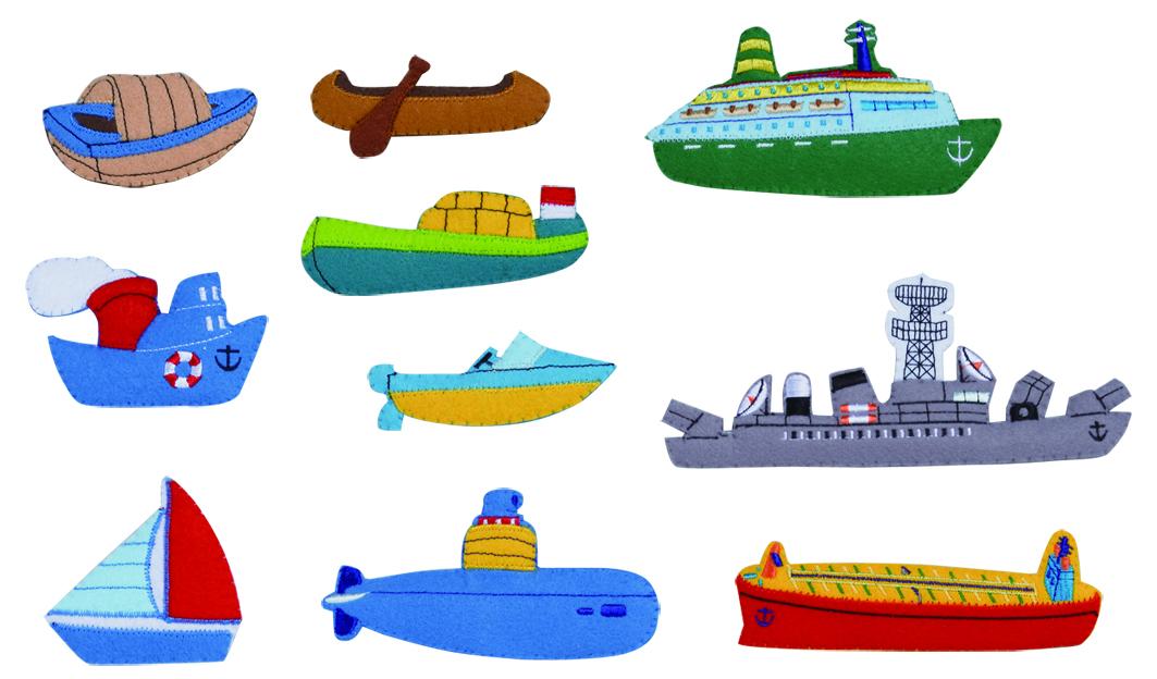 Sea Transport Motifs