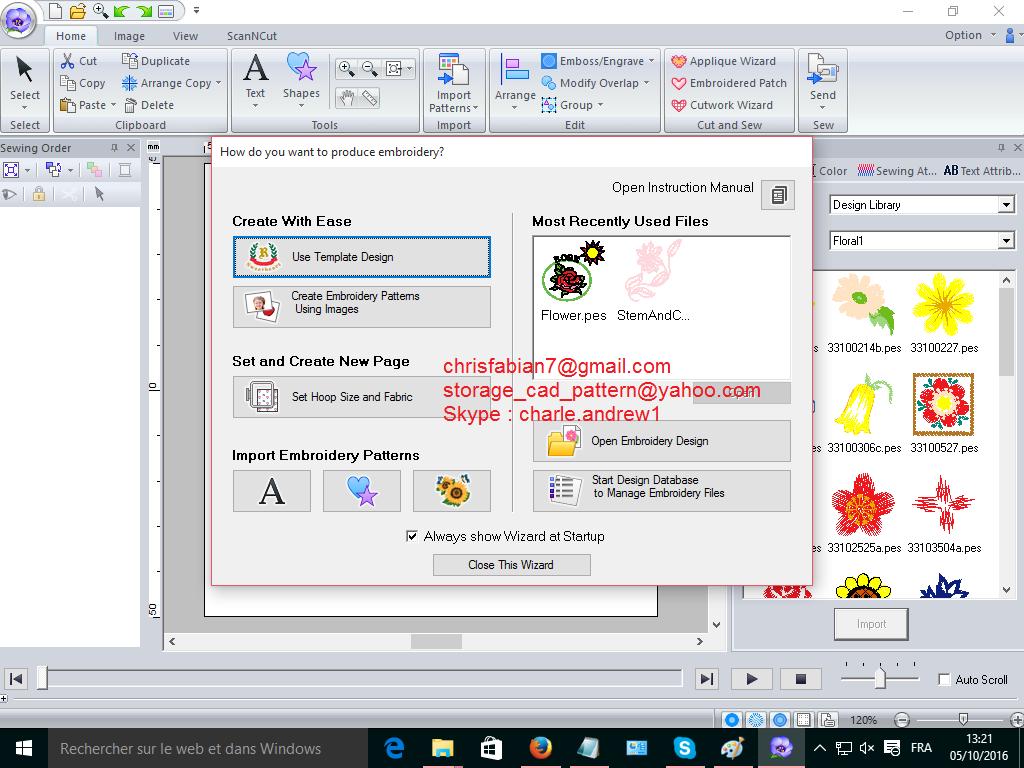 PE-DESIGN Brother Next v10 2 Full Plugin Multilanguel works with windows 10  Pro X64 Bite