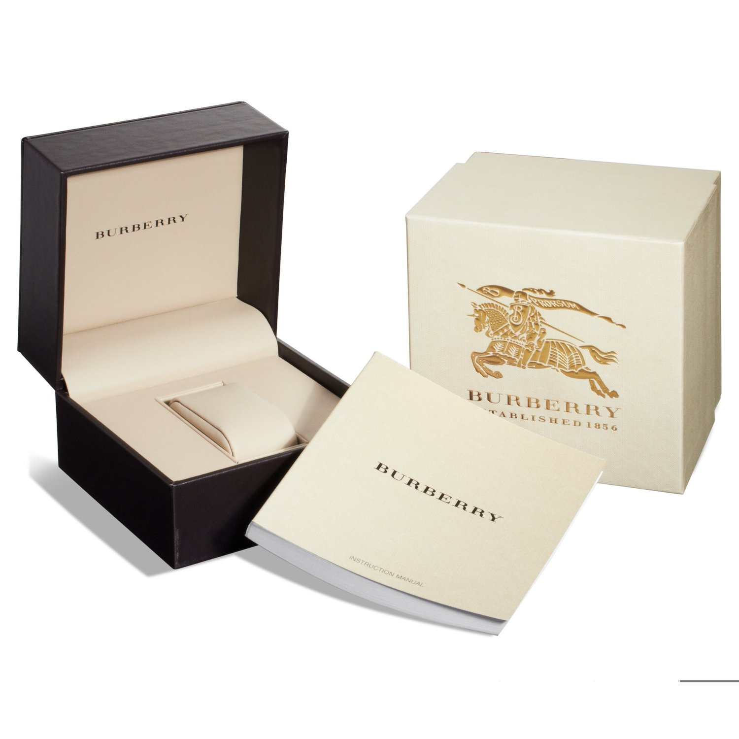 7a2553bd8d10 Burberry BU1378 Heritage Womens Watches
