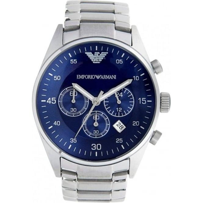 Emporio Armani Ar5860 Chronograph Mens Watch Designer Posh Watches