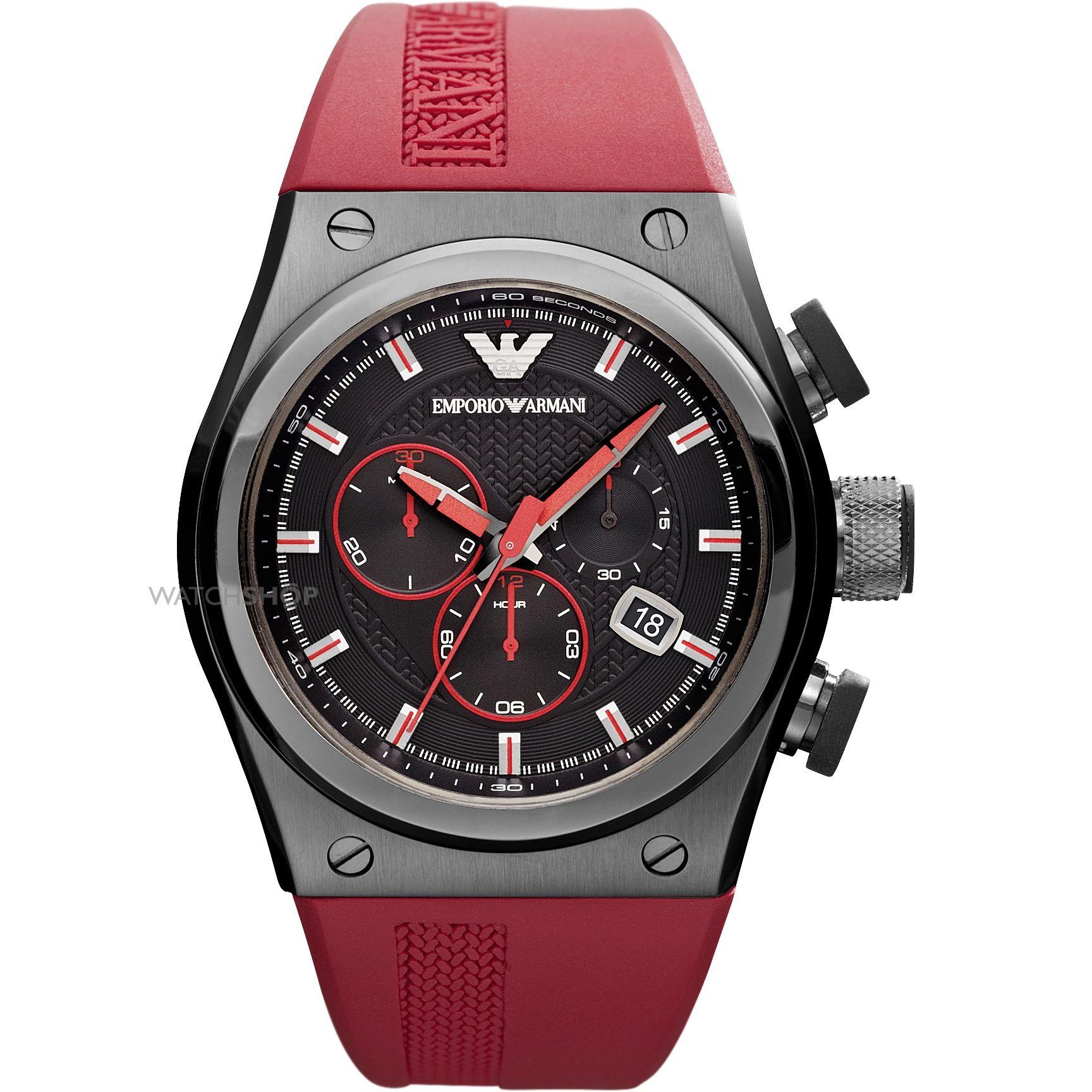 Наручные часы Giorgio Armani: цены в Москве Купить