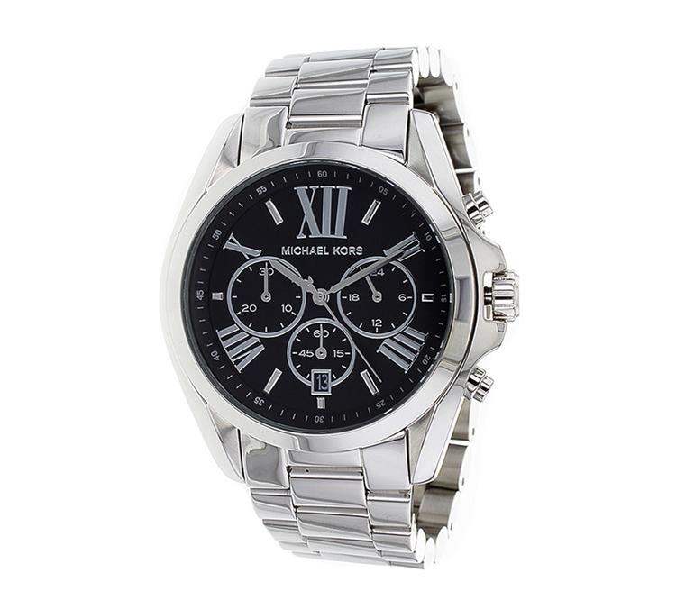 7048210bd512 Michael Kors  Bradshaw  Chronograph Bracelet Watch MK5705
