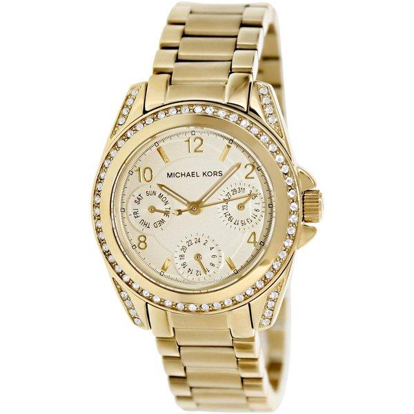 eb53893c6fa1 Michael Kors Women s MK5639 Blair Gold-Tone Watch