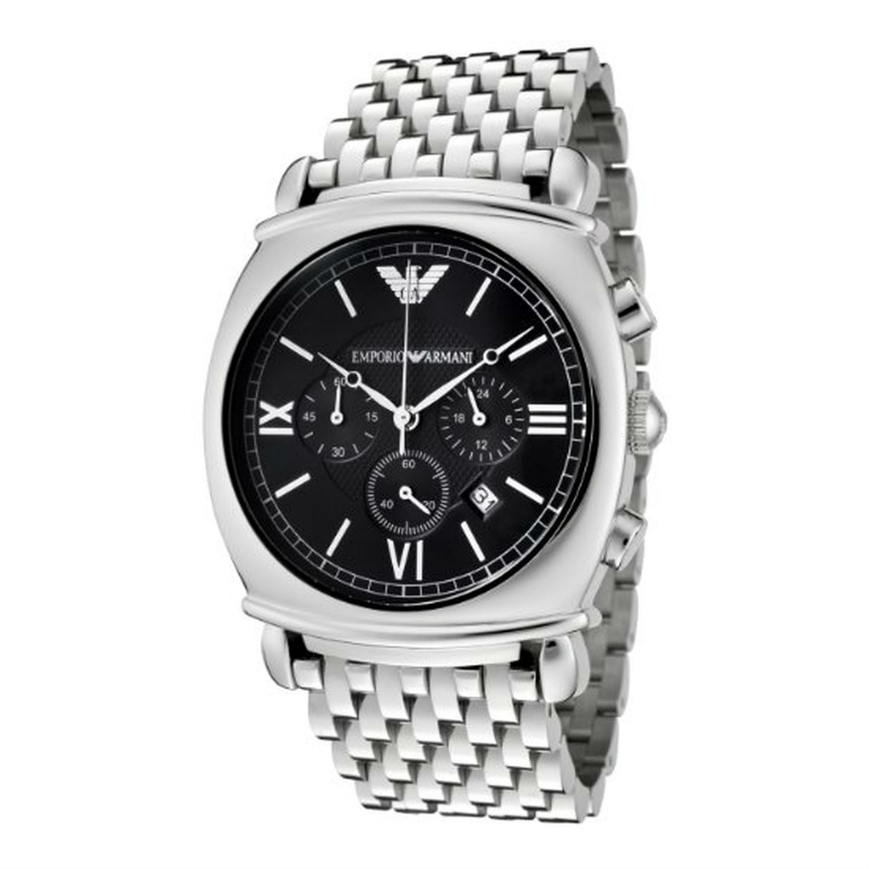 Emporio Armani Ar0314 Mens Chronograph Designer Watch