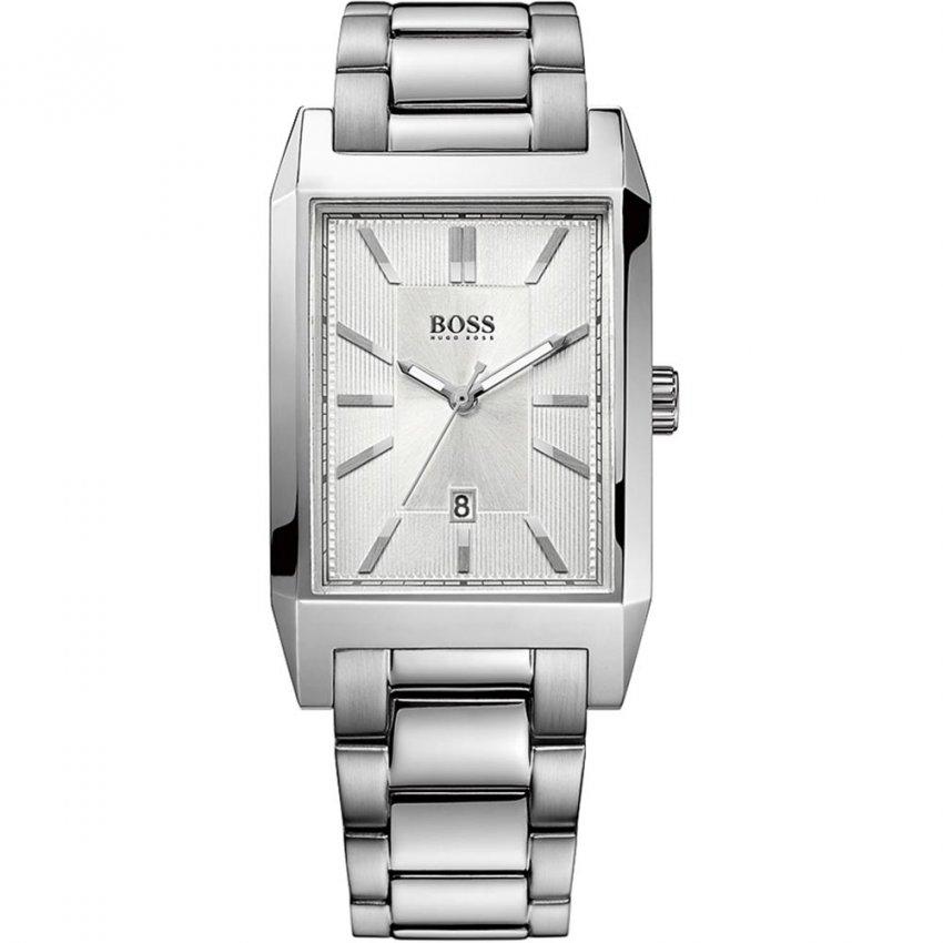 8e68fe797502a Hugo Boss 1512918 Gents Silver Bracelet Watch