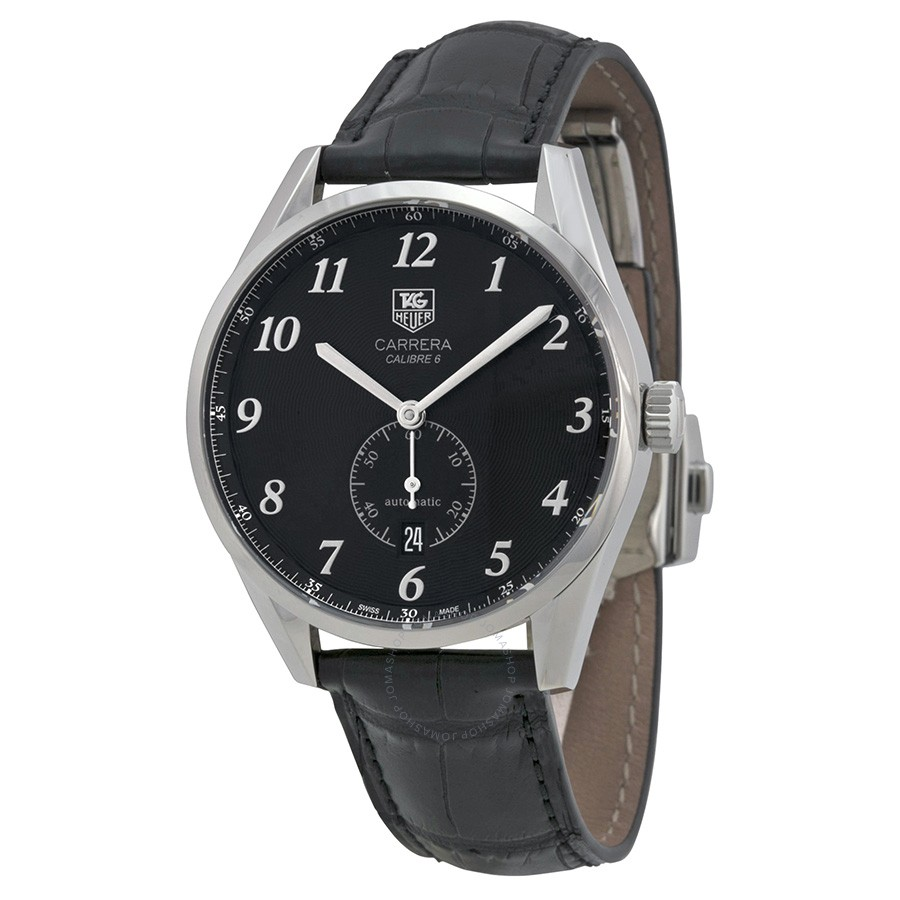 e4725899625 Tag Heuer Carrera Heritage Automatic Mens Watch WAS2110.FC6180