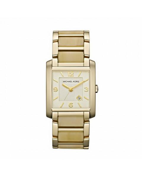 Michael Kors Women s MK4251 Stainless Steel Opaline Dial Watch 29eecf0eed