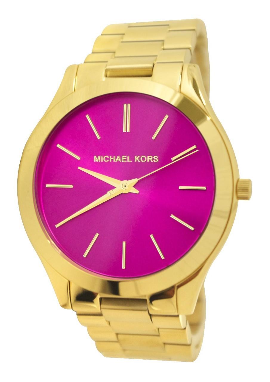 d50a05b40033 Ticara-Watches-Michael-Kors-MK3197-9855287. item 6 Michael Kors Slim Runway  Gold Tone Ladies Crystal Watch MK3590 UK ...