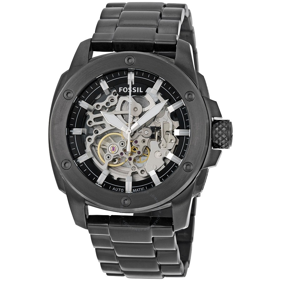 Fossil ME3080 Automatic Skeleton Dial Men's Watch