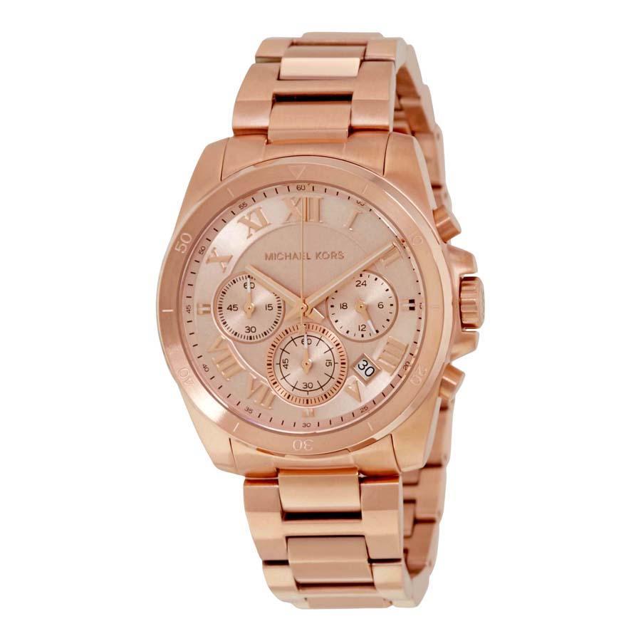 fe3610905555 Michael Kors MK6307 Ritz Rose Gold-Tone Women s Watch