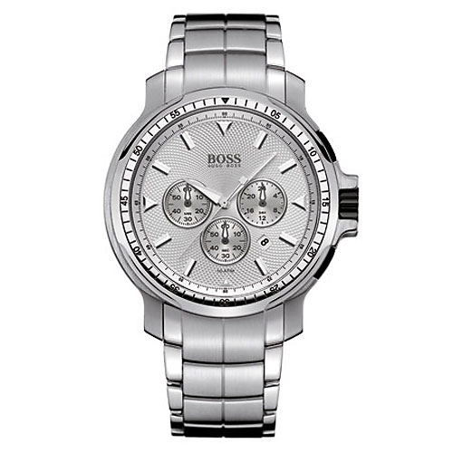 Hugo Boss Watches 1512110 Mens Polished Stainless Steel