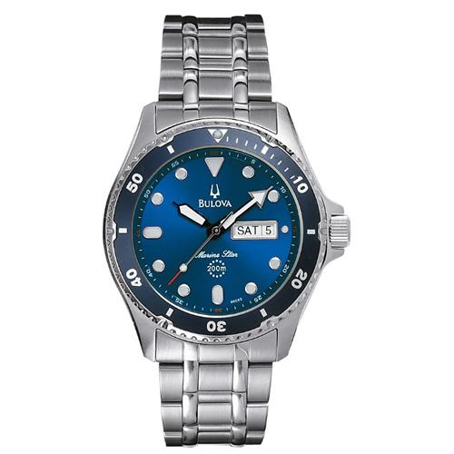35280c7b4ae Bulova Men s 98C62 Marine Star Watch