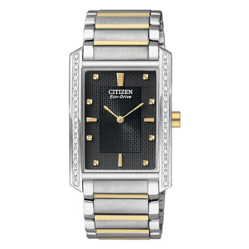 Citizen Men's Bl6064-52E Palidoro Eco-Drive Diamond Watch