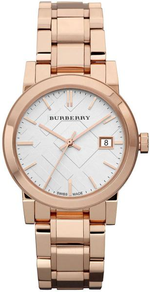 1bef2ac9bcb Burberry Watch BU9104 Women s Rose Gold Tone Stainless Steel Watch